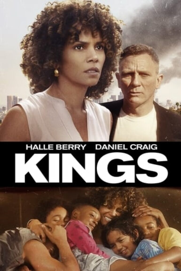 "Poster for the movie ""Kings"""