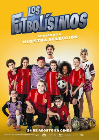 "Poster for the movie ""Los futbolísimos"""