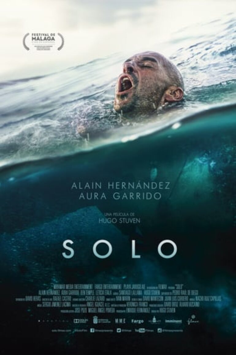 "Poster for the movie ""Solo"""