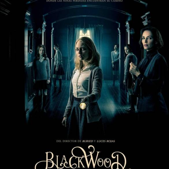 """Poster for the movie """"Blackwood"""""""
