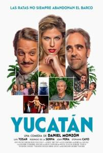 "Poster for the movie ""Yucatán"""