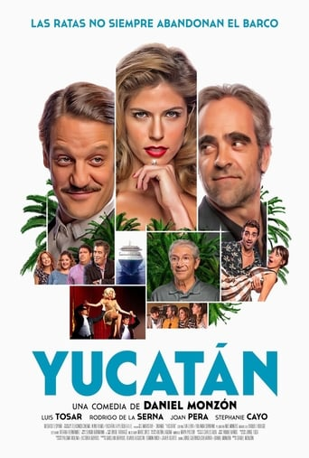 """Poster for the movie """"Yucatán"""""""