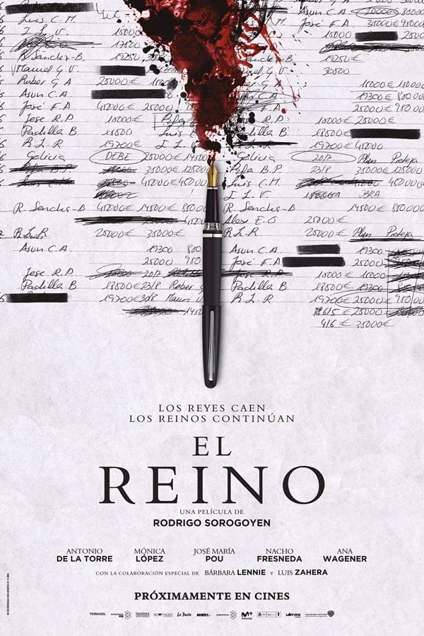 """Poster for the movie """"The Realm"""""""