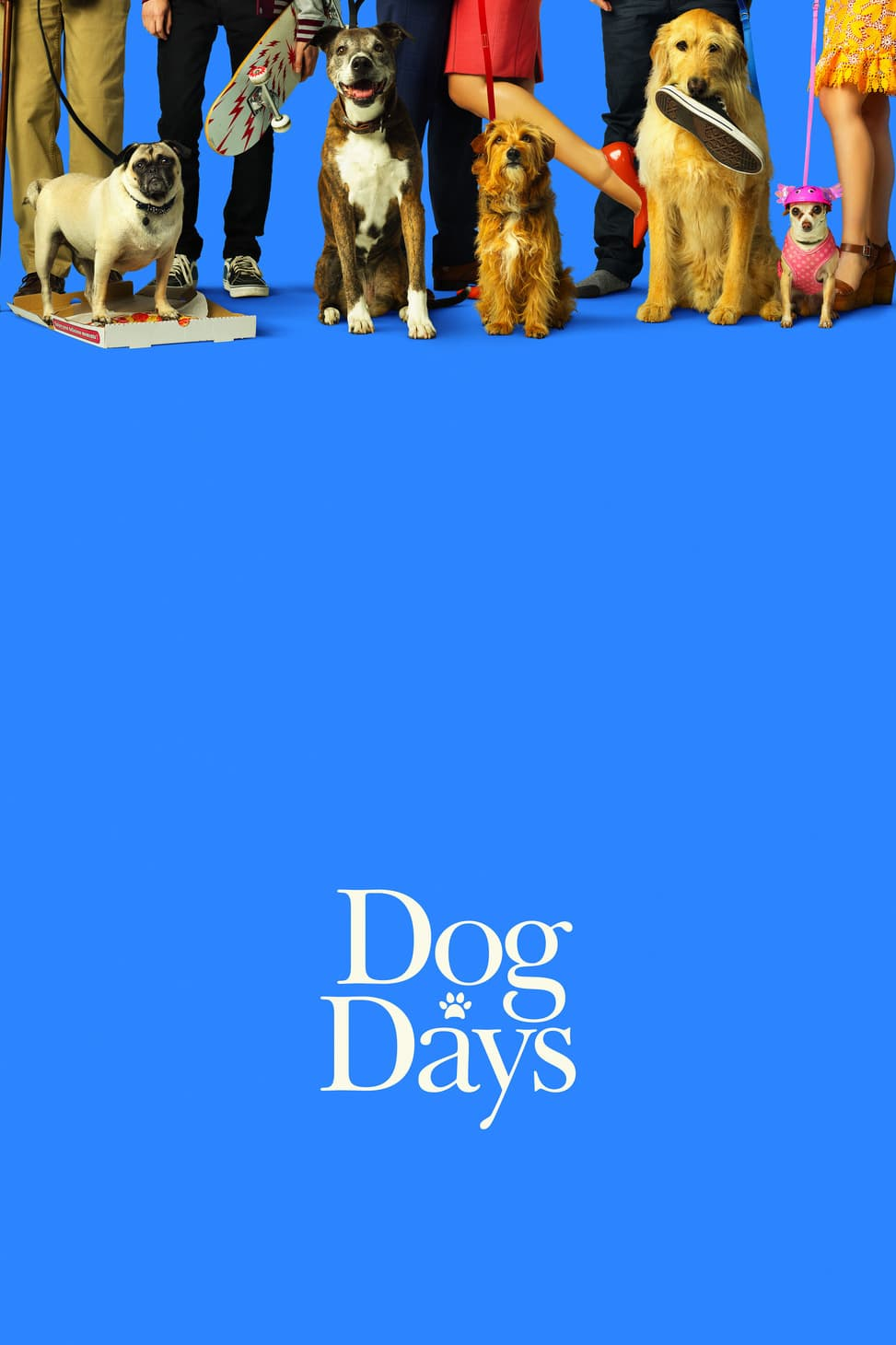 """Poster for the movie """"I Love Dogs"""""""