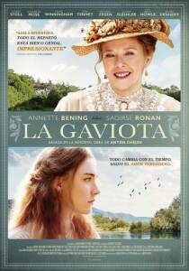 "Poster for the movie ""La gaviota"""