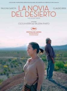 "Poster for the movie ""The Desert Bride"""