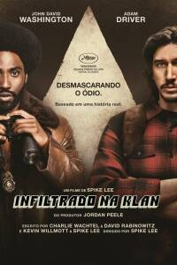 "Poster for the movie ""Infiltrados en el KKKlan"""