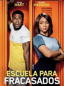"Poster for the movie ""Night School"""