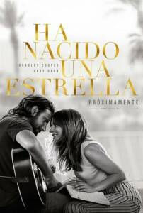 "Poster for the movie ""A Star Is Born"""
