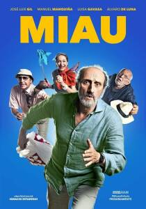 "Poster for the movie ""Miau"""