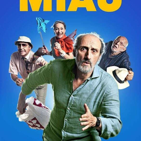 """Poster for the movie """"Miau"""""""