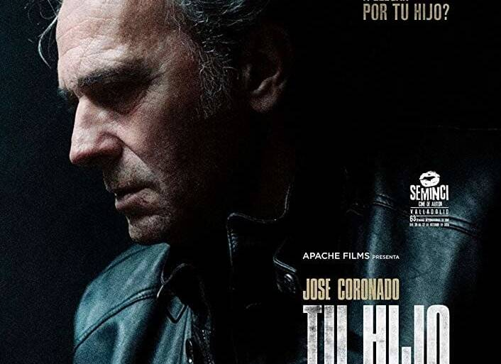 """Poster for the movie """"Tu hijo"""""""