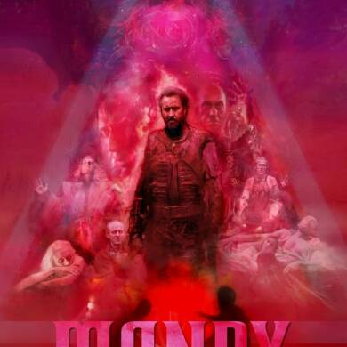 """Poster for the movie """"Mandy"""""""