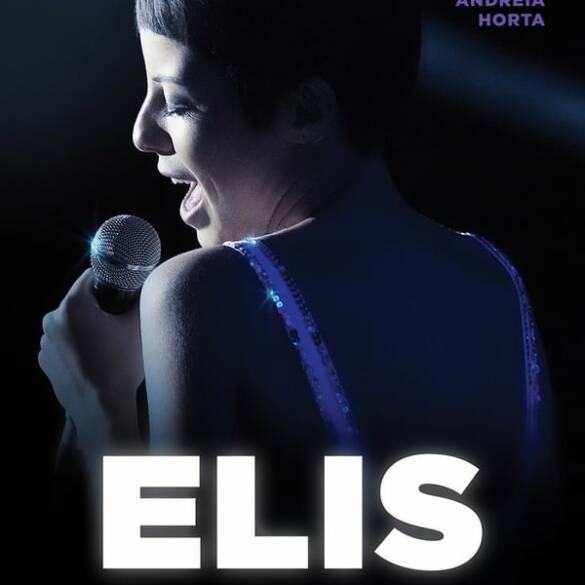 """Poster for the movie """"Elis"""""""