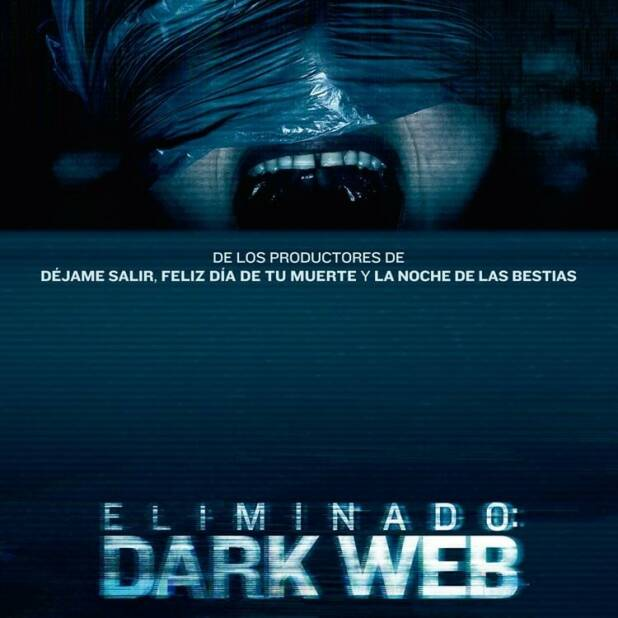 "Poster for the movie ""Eliminado 2"""