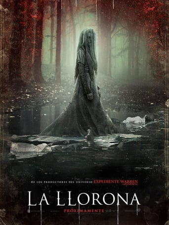 "Poster for the movie ""La Llorona"""
