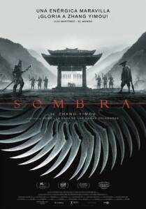 """Poster for the movie """"Sombra"""""""