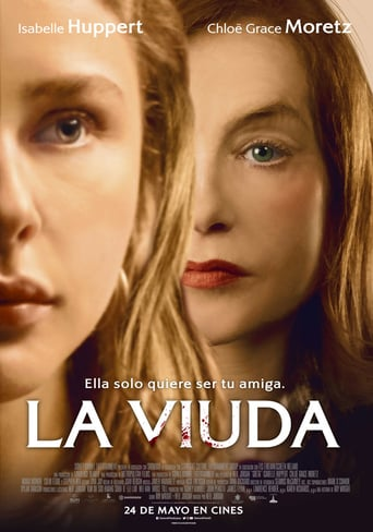 "Poster for the movie ""La Viuda"""