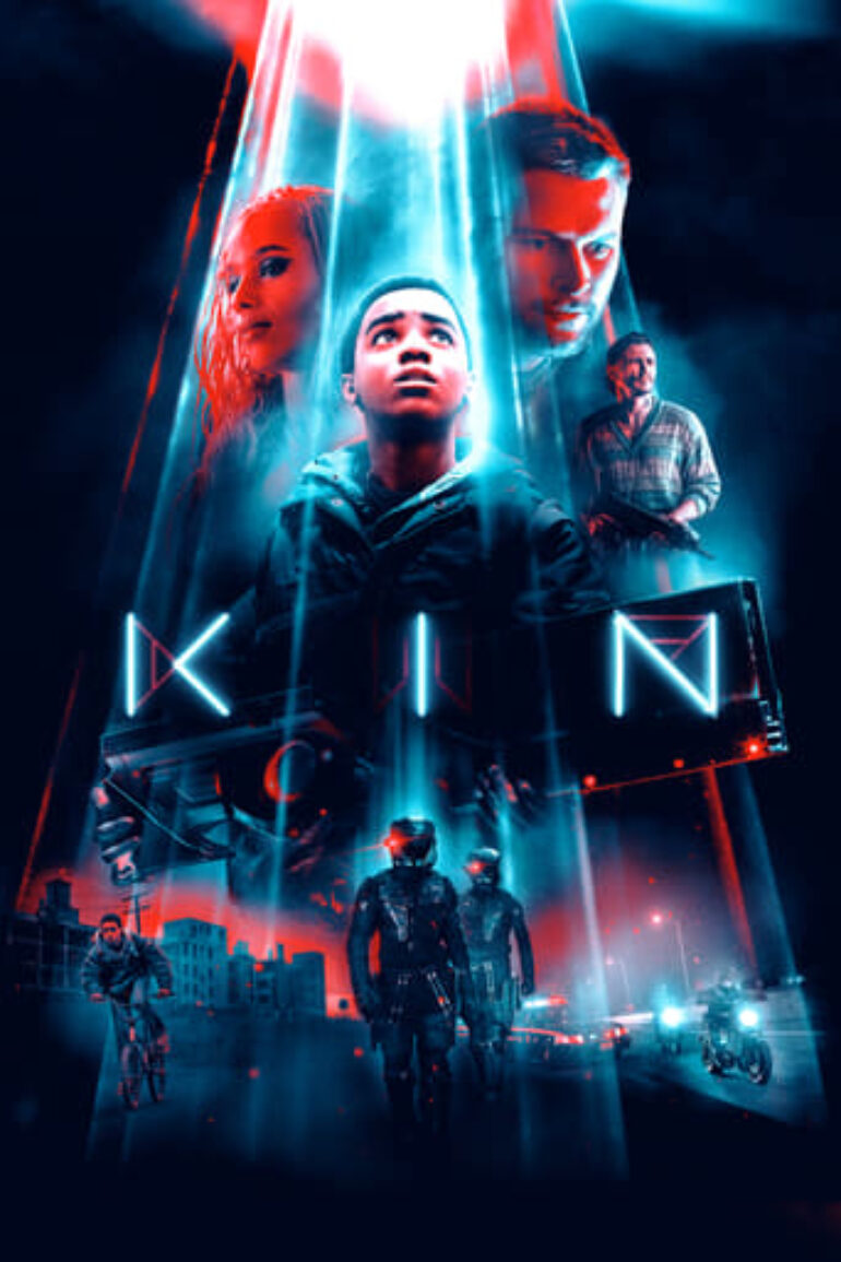 "Poster for the movie ""Kin"""