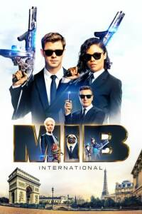 "Poster for the movie ""Men in black: Internacional"""