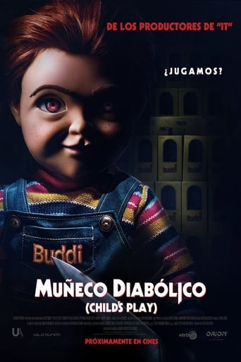 "Poster for the movie ""Muñeco Diabólico"""
