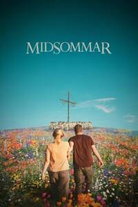 "Poster for the movie ""Midsommar"""