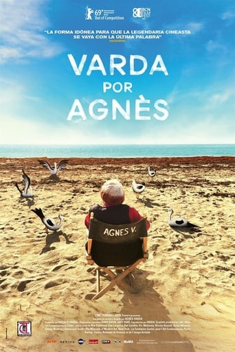 "Poster for the movie ""Varda por Agnès"""