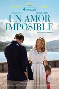 """Poster for the movie """"Un amor imposible"""""""