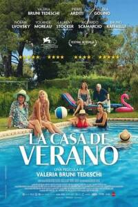 "Poster for the movie ""La casa de verano"""