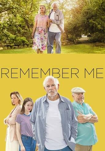 """Poster for the movie """"Remember Me"""""""