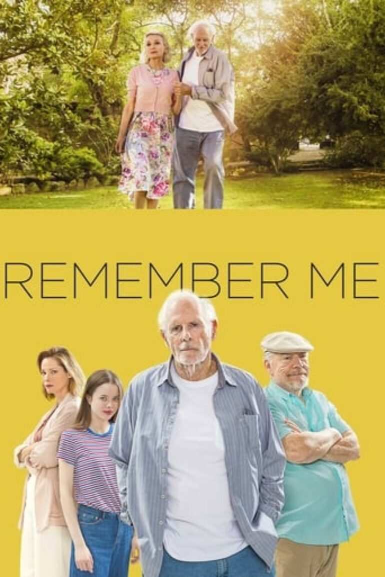 "Poster for the movie ""Remember Me"""