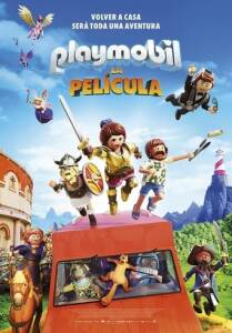 "Poster for the movie ""Playmobil: La película"""
