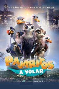 "Poster for the movie ""Pajaritos a volar"""