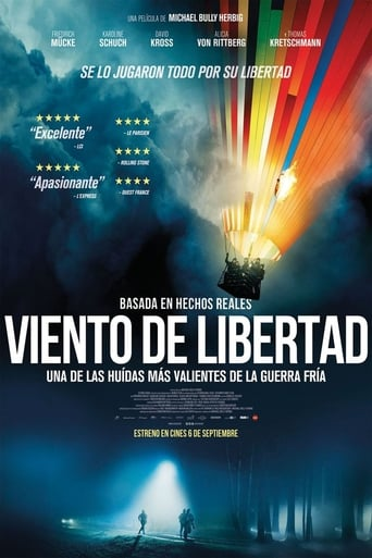"Poster for the movie ""Viento de libertad"""