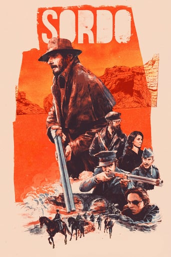 "Poster for the movie ""Sordo"""