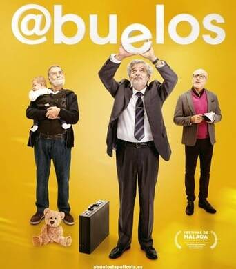 "Poster for the movie ""Abuelos"""