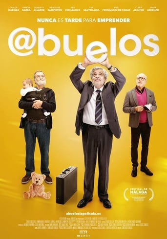"""Poster for the movie """"Abuelos"""""""