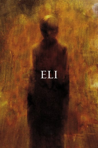 """Poster for the movie """"Eli"""""""