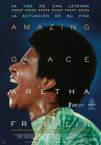 """Poster for the movie """"Amazing Grace"""""""