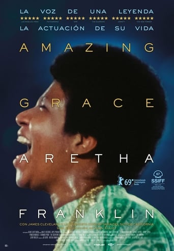 "Poster for the movie ""Amazing Grace"""
