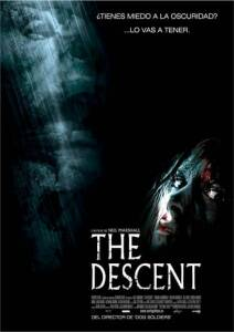 """Poster for the movie """"The Descent"""""""