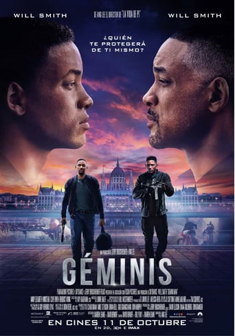 """Poster for the movie """"Géminis"""""""