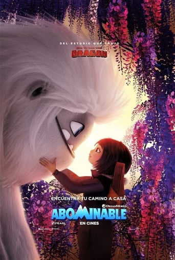 "Poster for the movie ""Abominable"""