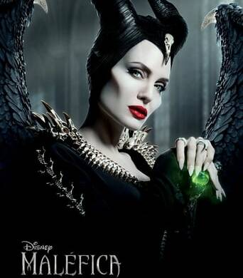 "Poster for the movie ""Maléfica: Maestra del mal"""