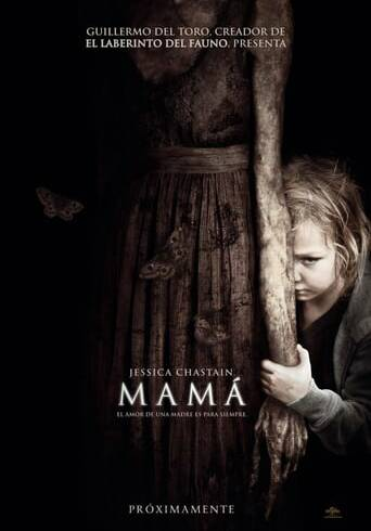 "Poster for the movie ""Mamá"""