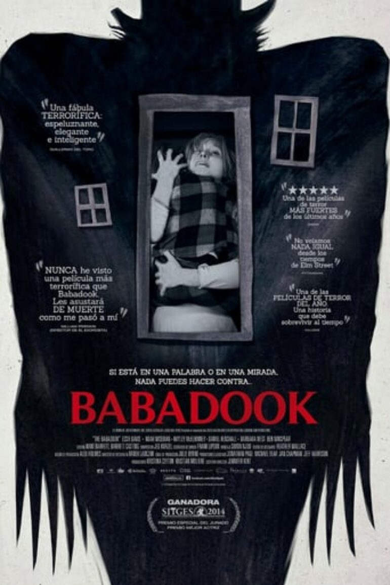 """Poster for the movie """"Babadook"""""""