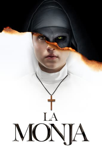 "Poster for the movie ""La monja"""