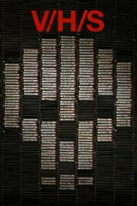 "Poster for the movie ""V/H/S"""