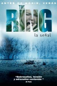 "Poster for the movie ""The Ring (La señal)"""