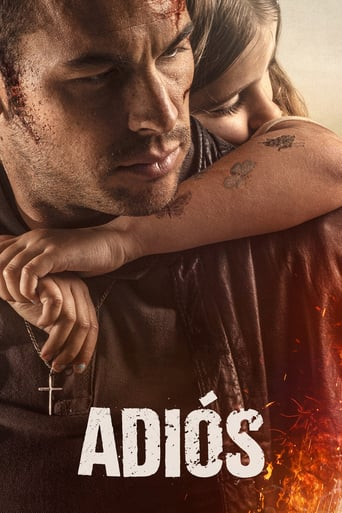 "Poster for the movie ""Adiós"""